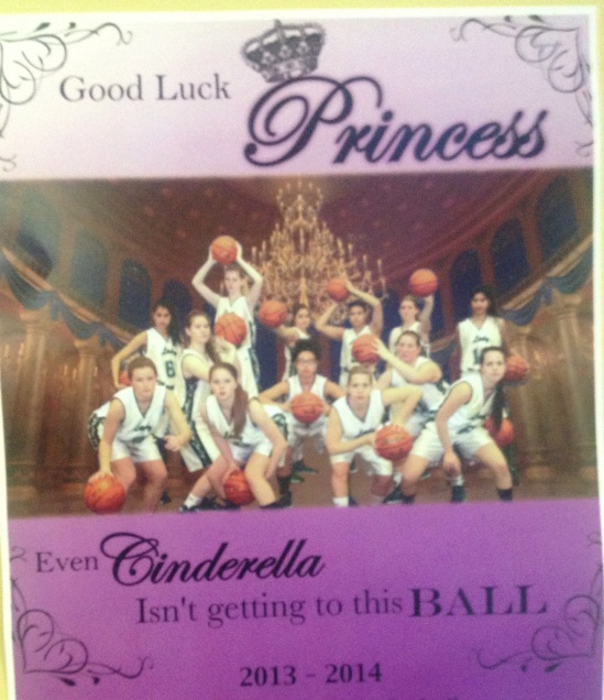 Senior Girls Poster