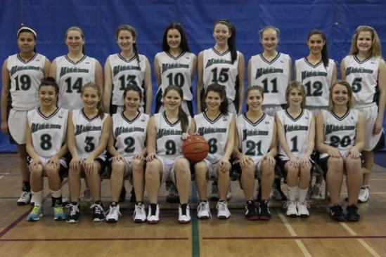 Junior Girls 2012-13